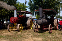 Oregon Steam-Up