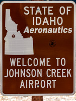 Johnson Creek Airstrip
